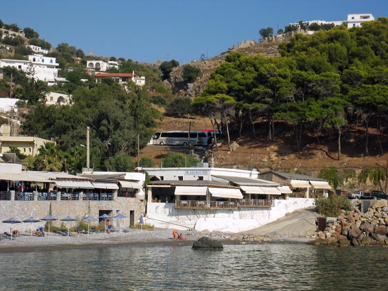 The Delfíni taverna