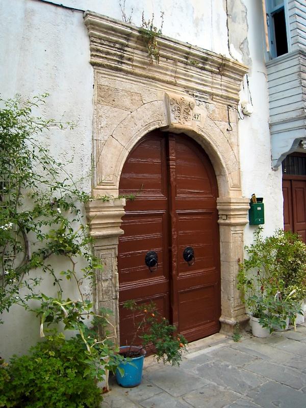 Venetian door #1