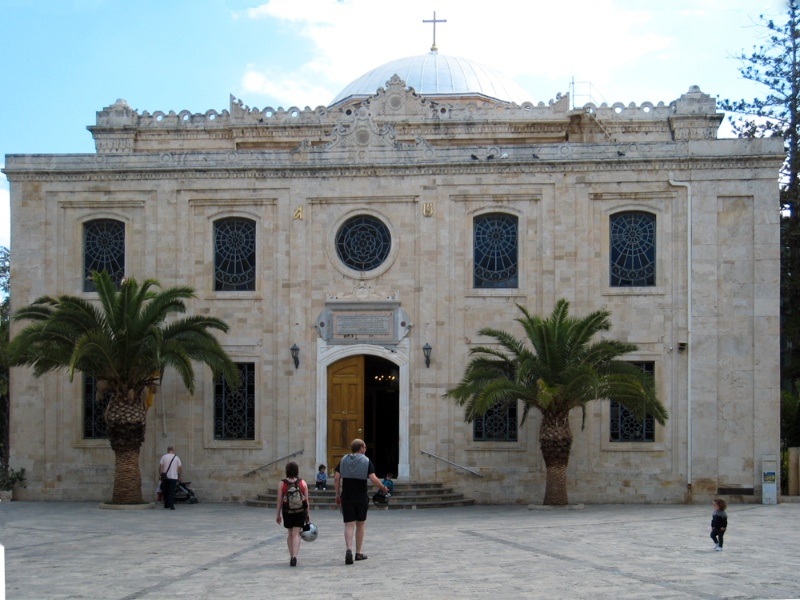 St. Títos' church