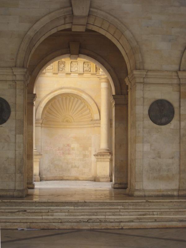Venetian loggia #3