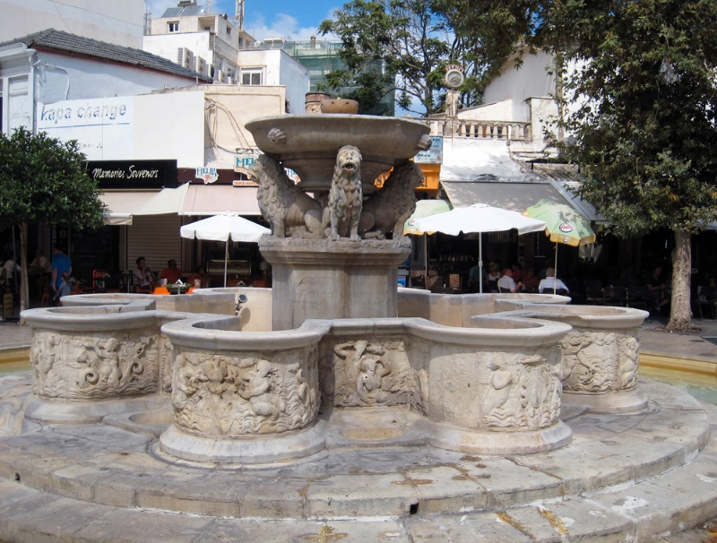 Morosini Fountain #1