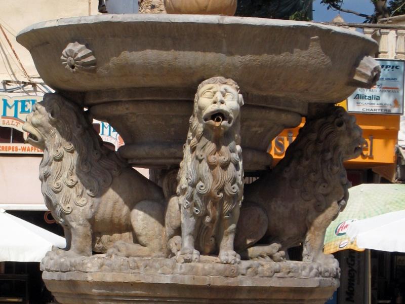 Morosini Fountain #2