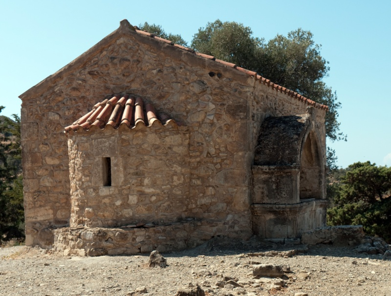 Ágios Geórgios church #2