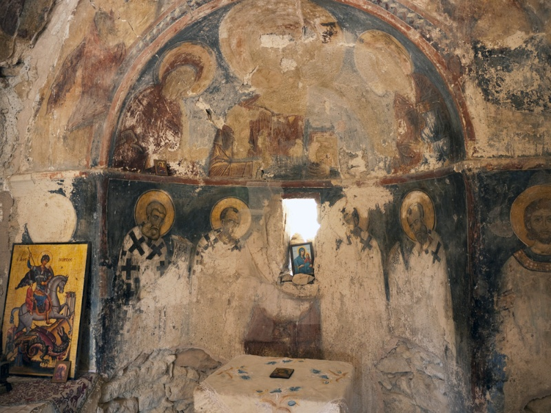 Ágios Geórgios church #3