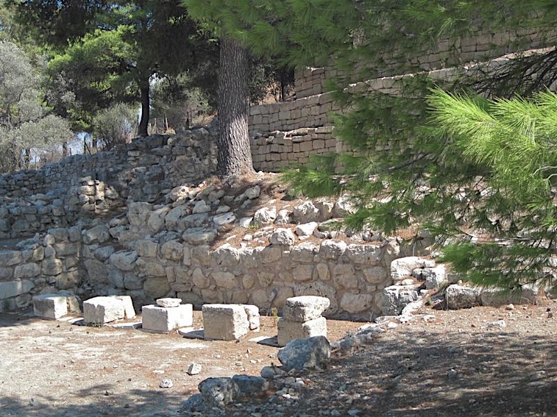 At Agía Triáda #9