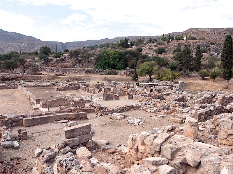 Palace ruins