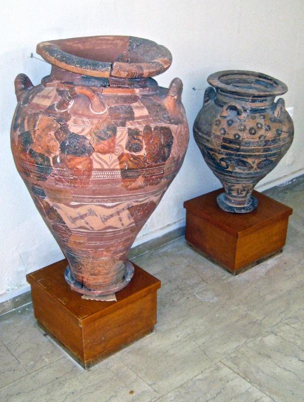 Minoan pottery #4