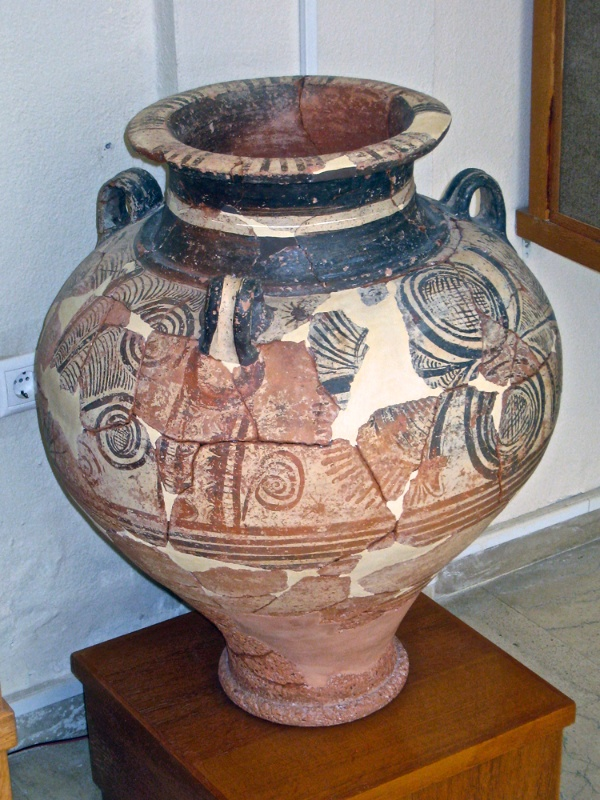 Minoan pottery #5
