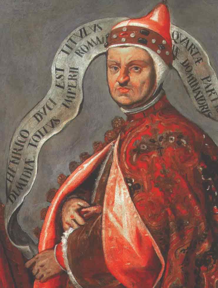 Enrico Dandolo, Doge of Venice 1192–1205