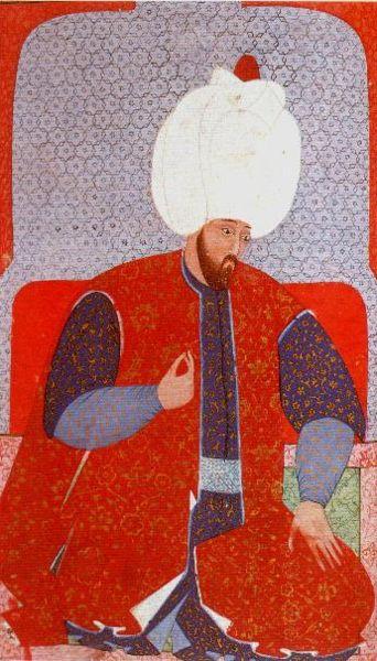 Suleiman the Magnificent, Sultan 1520–1566