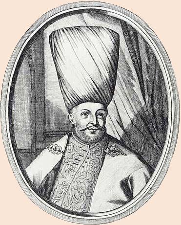 Grand Vizier Fazıl Ahmed Köprülü