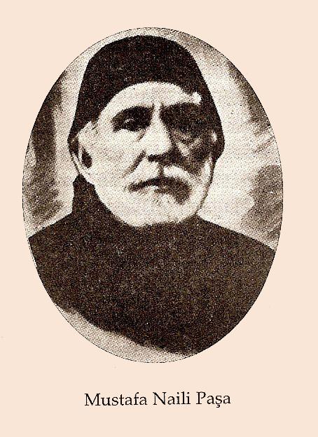 Mustafa Naili Pasha, governor of Crete 1832–1852