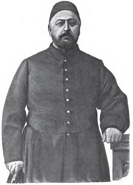 Mehmet Emin Âli Pasha, Grand Vizier (for the fifth time) 1867–1871