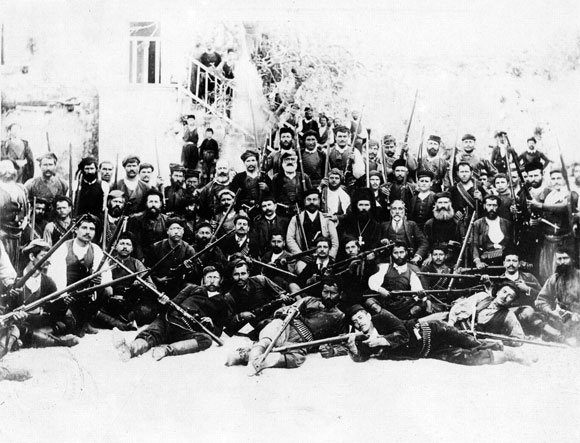 Friends of the Thériso Revolutionary Committee
