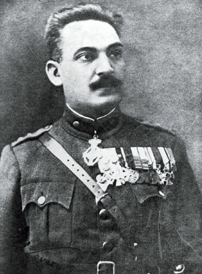 Col. Styliános Gonatás