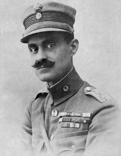 Col. Nikólaos Plastíras