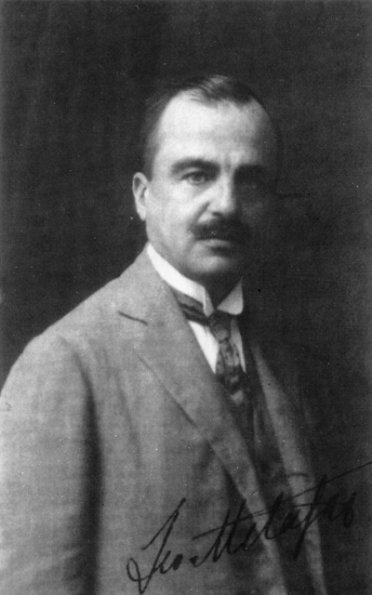 Ioánnis Metaxás, probably taken during the 1920s