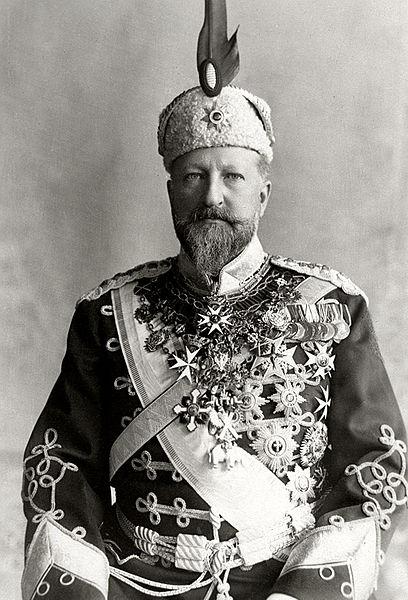 Tsar Ferdinand I of Bulgaria