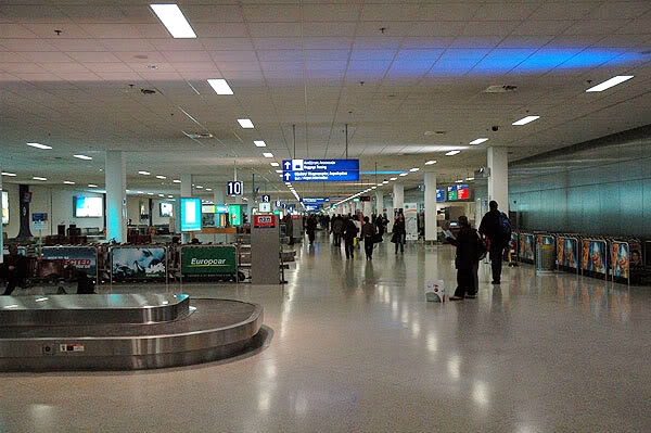 Eleftherios Venizelos Airport, Athens