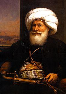 Mehmet Ali Pasha in 1840