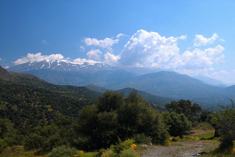 Mount Ida, a.k.a. Psiloritis