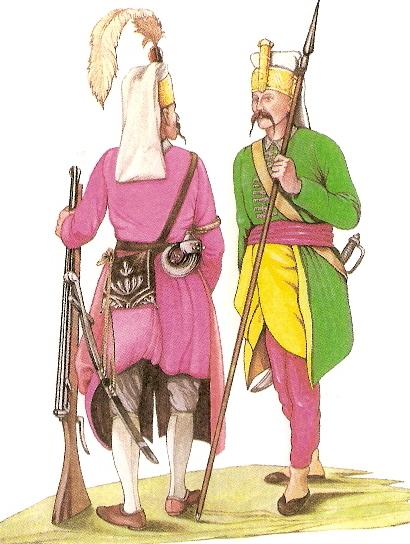 17th-century Janissaries