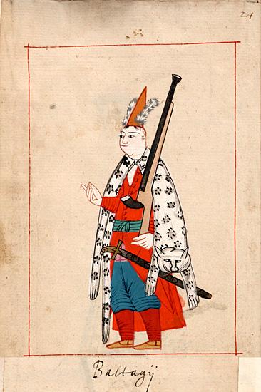 Baltaji (palace guard)