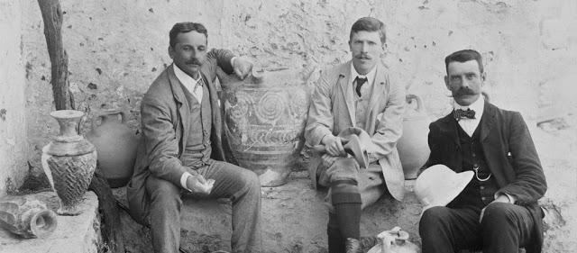 Evans, Fyfe, and Mackenzie